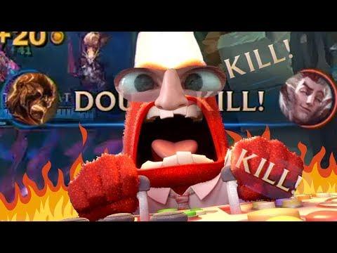 BRANDgefährlicher FEED | Stream-Highlight [edit. Gameplay]