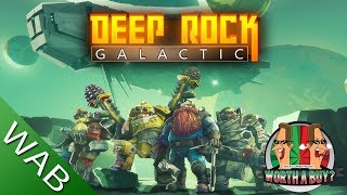 Deep Rock Galactic Review (Early access) - Worthabuy?