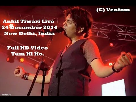 Live:Ankit Tiwari | Tum Hi Ho | Talkatora Stadium,Delhi | 24th December 2014