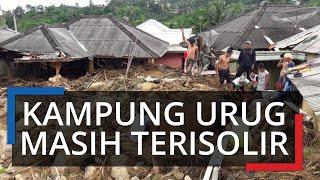 Kampung Adat Urug Bogor Berubah Menjadi Kampung Mati Setelah Diterjang Banjir, 66 Rumah Hilang