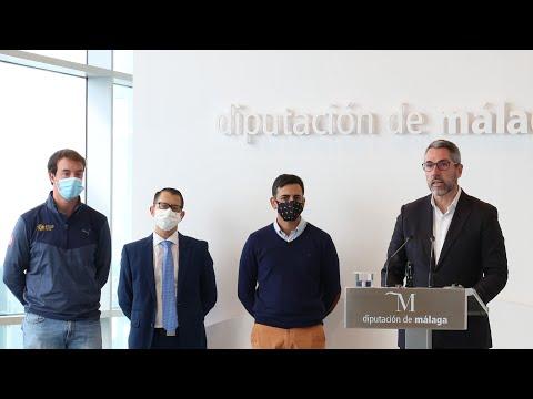 Presentación de la Liga Provincial de Golf de Málaga