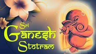 Sri Ganesh Stotram - Sri Ganesha Shodasha Namani