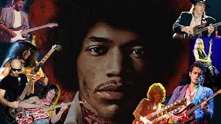 The Greatest Guitar Player of All Time