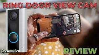 Ring Door View Cam Video Doorbell Review