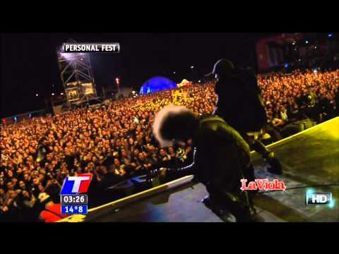 LENNY KRAVITZ - ARGENTINA 2011 HDTV - WE ARE WE RUNING - ARE YOU GONNA GO MY WAY