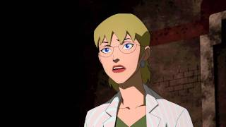 Young Justice Infiltrator clip 1
