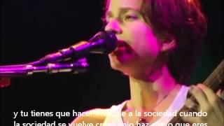 Ani DiFranco Promiscuity Subtítulos en Español