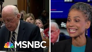 Nixon Aide Speaks On The Hill As Dems Get Mueller's Trump Probe Evidence | The 11th Hour | MSNBC