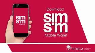 SimSim by Finca Microfinance Bank