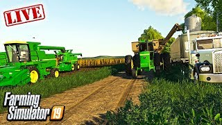 Squad Farms - FERTILIZING OUR CROPS WITH THE OLD IRON JD