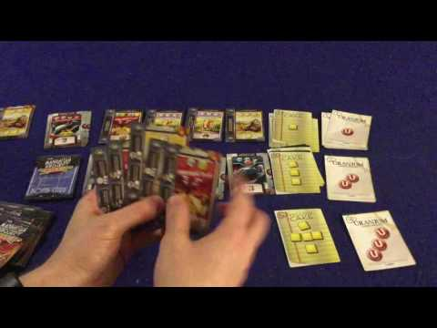 Bower's Game Corner: Manhattan Project:  Chain Reaction  Review