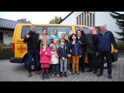 Der Boni-Bus bringt Gläubige zusammen