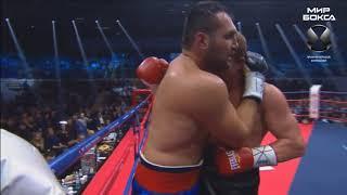 Поветкин - Хаммер highlights| Мир бокса
