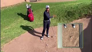 Sand shot tips : MARCA CLARO Sports