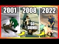 Evolution of PARAMEDICS LOGIC in GTA Games (2001-2...