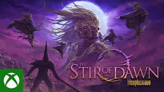 Xbox Blasphemous: Stir of Dawn - Launch Trailer anuncio