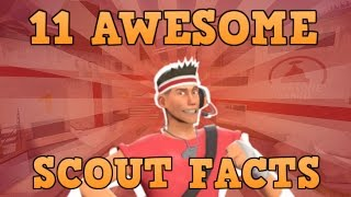 TF2: 11 Awesome Scout Facts