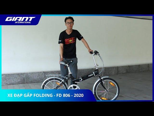 Видео Велосипед Giant FD-806 Metallic Black