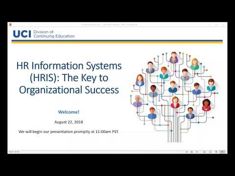 HR Information Systems (HRIS): The Key to Organizational Success ...