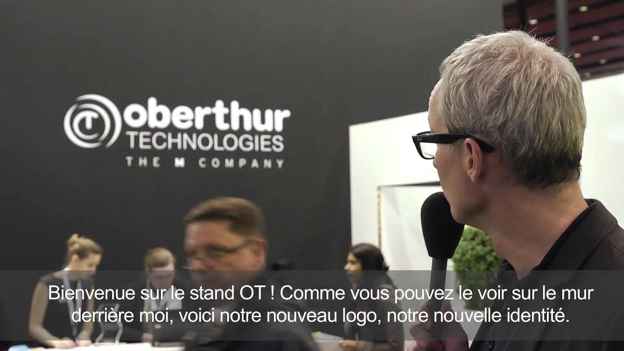 OBERTHUR TECHNOLOGIES, IDENTITÉ DE MARQUE