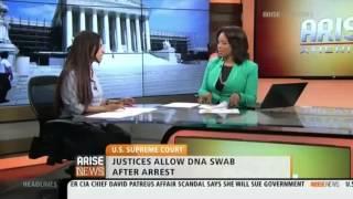 06/04/13 Arise America, DNA Swabbing