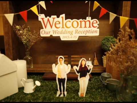 (4)結婚式オープニングムービー