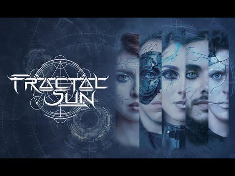 Fractal Sun - Dark Project III: Lost (Official Lyric Video) online metal music video by FRACTAL SUN
