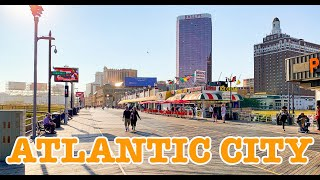 Visit Atlantic City Boardwalk Virtual Tour