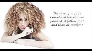 Sharon Doorson - I Found This Love Lyric Video - Video Youtube