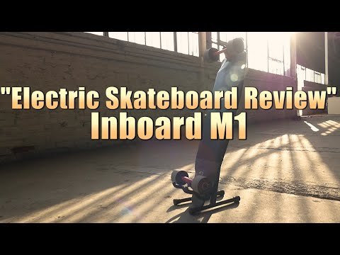 """Best Electric skateboard the Inboard M1 Electric Skateboard Review"""