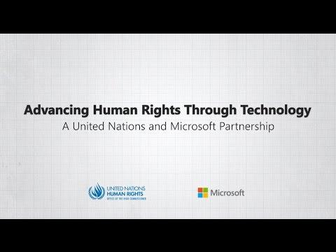 Advancing Human Right Video