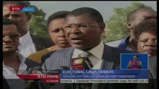 KTN Prime: Full Bulletin with Sophia Wanuna, December 21st 2016