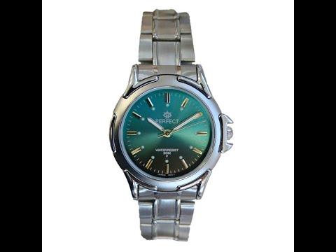 Видео обзор наручных часов Perfect P001-1152
