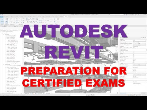 AUTODESK REVIT: CERTIFIED EXAMINATION PREPARATION ...