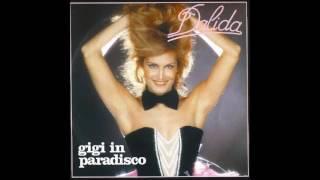 Dalida - Gigi in Paradisco (version 45 tours)