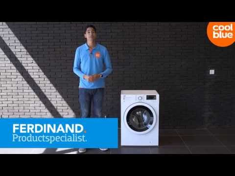 Beko WTV7732XW1 Wasmachine productvideo