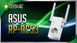 รีวิว ASUS RP-AC53 AC750 : Wi-Fi Repeater