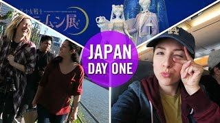 Sailor Moon Cafe! • Japan Adventures