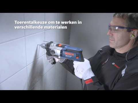 Bosch GSB21-2RE klopboormachine