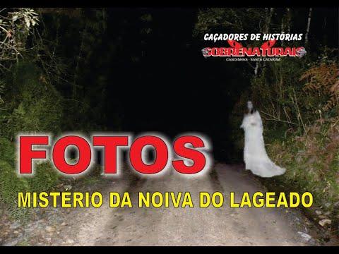 FOTOS - MISTÉRIO DA NOIVA DO LAGEADO