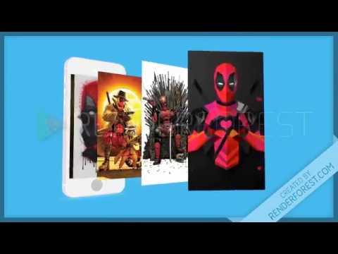 Видео Deadpool 2 Wallpapers