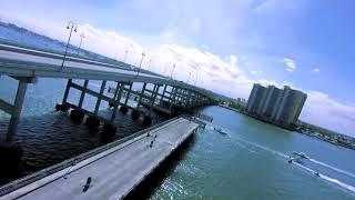 DJI FPV Drone - Cinematic Footage