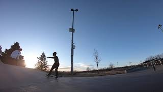 Fck Up Some Commas - Skating Freestyle FPV