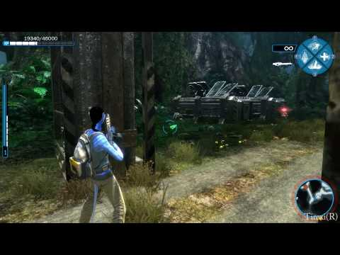 Gameplay de Avatar: The Game