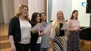 Новгородские музыканты готовят песню, посвященную Великому Новгороду