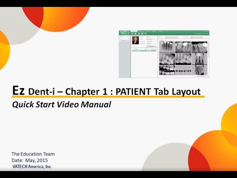 Chapter 01 00 Patient Tab Layout