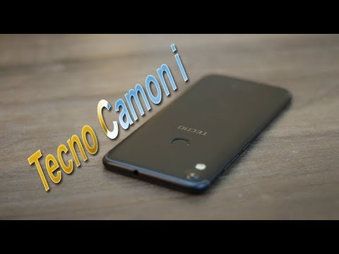 Tecno Camon i