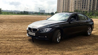 How to Drift and make donuts with  BMW | Tutorial by Autocarz India