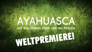 Schweizer Premiere meines Filmes über die heilige Medizin Ayahuasca