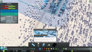 preview picture of video 'Играем в Cities Skylines№1!?Ё'